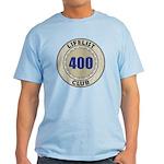 Lifelist Club - 400 Light T-Shirt