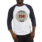Lifelist Club - 250 Baseball Jersey