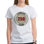 Lifelist Club - 250 Women's T-Shirt