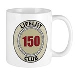 Lifelist Club - 150 Mug