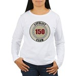 Lifelist Club - 150 Women's Long Sleeve T-Shirt