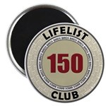 Lifelist Club - 150 Magnet