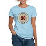 Lifelist Club - 50 Women's Light T-Shirt
