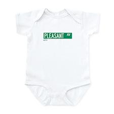 Pleasant Avenue in NY Infant Bodysuit