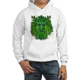 Green Man (Summer) Jumper Hoody