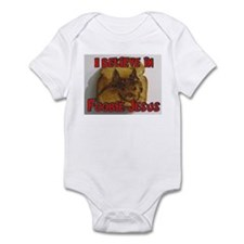 Foobie Jesus Infant Bodysuit