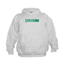 Wadsworth Avenue in NY Hoodie