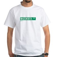 Wadsworth Avenue in NY Shirt