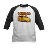 I RIDE THE YELLOW BUS Tee