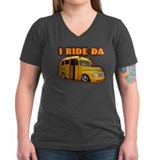 I RIDE THE YELLOW BUS Shirt