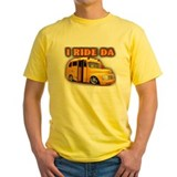 I RIDE THE YELLOW BUS T
