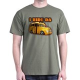 I RIDE THE YELLOW BUS T-Shirt