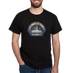 Mormon Temple Security Dark T-Shirt