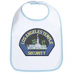 Mormon Temple Security Bib