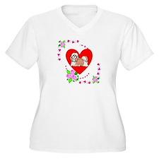 Shih Tzu Love T-Shirt