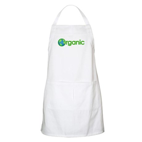 Organic Earth BBQ Apron