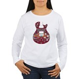 Guitar Design VI T-Shirt