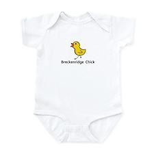 Breckenridge Chick Infant Bodysuit