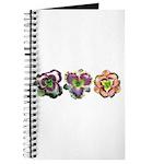Lavender Daylilies Journal