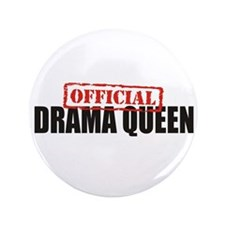 "Drama Queen 3.5"" Button (100 pack)"