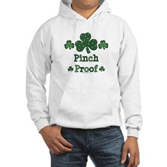 Pinch Proof Shamrock Hooded Sweatshirt