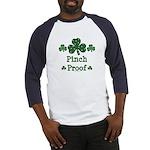 Pinch Proof Shamrock Baseball Jersey
