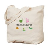 Hayleyosaurus Tote Bag