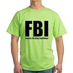 Fanatic Birding Individual Green T-Shirt