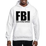 Fanatic Birding Individual Hooded Sweatshirt