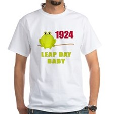 1924 Leap Year Baby Shirt