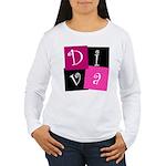 DIVA Design! Women's Long Sleeve T-Shirt