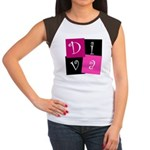 DIVA Design! Women's Cap Sleeve T-Shirt