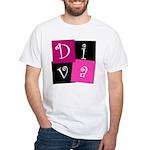 DIVA Design! White T-Shirt