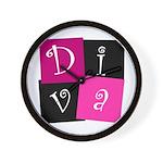 DIVA Design! Wall Clock