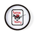 Dealer of Death Wall Clock