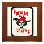 Dealer of Death Framed Tile