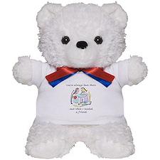 Gal pals Teddy Bear