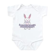 Mommy's Somebunny Girl Infant Bodysuit