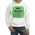 Go Green Style 2008 Hooded Sweatshirt