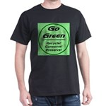 Go Green Style 2008 Dark T-Shirt