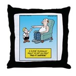 Pulitzer Surprise Throw Pillow