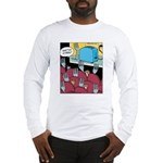 Fork at Toaster Movie Long Sleeve T-Shirt