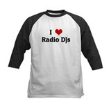 I Love Radio DJs Tee