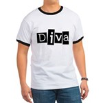 Abstract Diva Ringer T