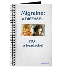 Cute Migraine headache Journal