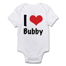 I 'heart' Bubby bodysuit