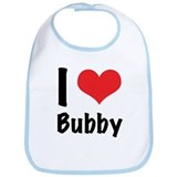 I 'heart' Bubby Bib