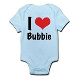 I 'heart' Bubbie bodysuit