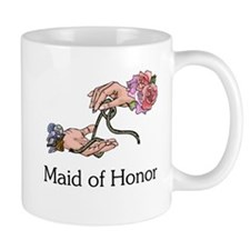 Handfasting Maid of Honor Mug