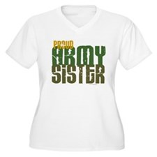 Proud Army Sister 1 T-Shirt